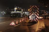 METRO KÖPRÜSÜ - Unkapanı, Galata Ve Haliç Metro Köprüsü Deniz Trafiğine Açıldı