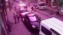 KEMİK PARÇASI - Liseliye Kemer Ve Sopalarla Öldüresiye Dayak Kamerada