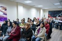 KADIN ŞİDDET - Maltepe'de 'Kadına Şiddete Hayır' Dediler