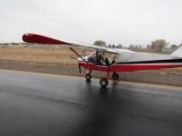 UTAH - ABD'de Uçak Çalan Gençlerin Yolculuğu Kısa Sürdü