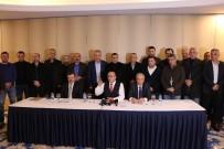 SİVİL KIYAFET - Lastik-İş Genel Başkanlığına Getirilen Alaattin Sarı Açıklaması