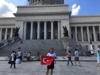 WİLL SMİTH - MSKÜ Öğrencisi Küba'dan Birincilikle Döndü