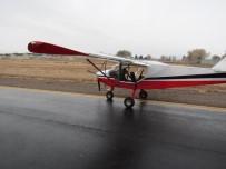 UTAH - Uçak Çalan Gençlerin Yolculuğu Kısa Sürdü