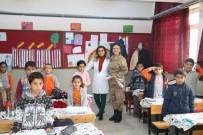 HATUNSUYU - Jandarma'dan Güllü Öğretmenler Günü Kutlaması