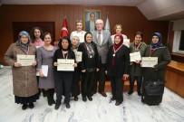 HÜSEYİN KARATAŞ - Öğretmenler Günü Şiir Yarışmasında Derece Alanlar Ödüllendirildi