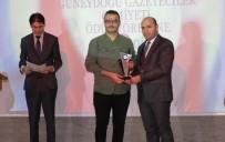 DİDEM ARSLAN - Güneydoğu Gazeteciler Cemiyetinden İHA'ya Birincilik Ödülü