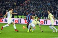 HALİL MUTLU - Spor Toto Süper Lig Açıklaması Trabzonspor Açıklaması 2 - Fenerbahçe Açıklaması 1 (Maç Sonucu)