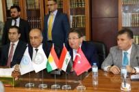 TİCARET İŞBİRLİĞİ - Türk İş İnsanlarından Erbil'e Çıkarma