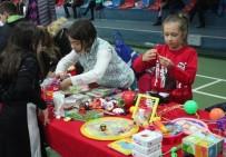 LÖSEV - Çocuklar Kullanmadığı Oyuncakları Birbirine Sattı