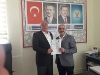 Emekli Emniyet Müdürü AK Parti'den Belediye Başkanı Aday Adayı Oldu