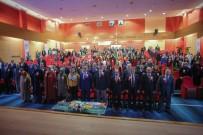 KADIN ŞİDDET - KBÜ'de 'Kadına Şiddete Hayır' Denildi