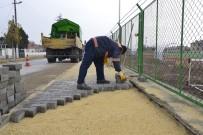 UYGURLAR - Tepebaşı'nda 5 Mahallede Eş Zamanlı Üst Yapı Çalışmaları