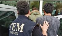 HARP OKULU - FETÖ'den 2 Harp Okulu Öğrencisine Adli Kontrol