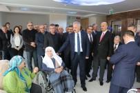 Vali Seymenoğlu'ndan İlk İlçe Ziyareti Uluborlu'ya