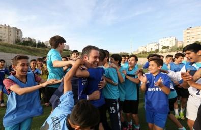 Efsaneler, Buca Belediyesi Spor Tesisleri'nin Açılışındaki Maçta Buluşacak
