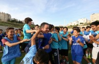 TUGAY KERIMOĞLU - Efsaneler, Buca Belediyesi Spor Tesisleri'nin Açılışındaki Maçta Buluşacak