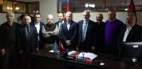 ÇAĞLAR BOZOĞLU - Trabzonspor'da Mevcut Yönetim Taahhütname İmzalayarak Aday Oldu