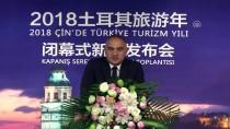 SOUTHERN - Türkiye Çin'de Kültürel Faaliyetleri Genişletecek