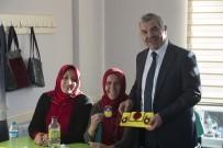 Başkan Çelik, Sarız'da Asfalt Çalışmalarını İnceledi