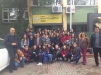 BOĞAZ TURU - Gazipaşa Ortaokulu'ndan Kültür Gezisi