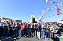 ATATÜRK KAPALI SPOR SALONU - İzmir'in Körfez Manzaralı Otoparkı Açıldı