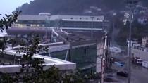 Sarp Sınır Kapısı'nın Modernizasyonunda Sona Gelindi