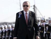 BURGAZADA - Cumhurbaşkanı Erdoğan: Denizlerdeki haydutlara meydanı bırakmayacağız