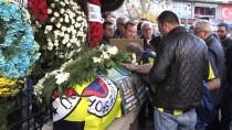 FİKRİ IŞIK - Fenerbahçeli Taraftar Son Yolculuğuna Uğurlandı