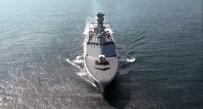 BURGAZADA - İşte Türkiye'nin 3'Üncü Milli Savaş Gemisi