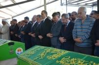 HAYATİ YAZICI - Eski AK Partili Vekile Son Görev