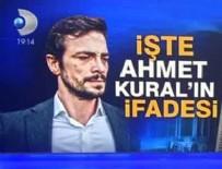 İşte Ahmet Kural'ın ifadesi. O gece Sıla ile aralarında ne geçti? Bir bir anlattı...