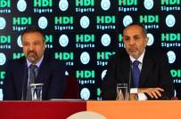 AHMET CEYHAN - Galatasaray Kadın Voleybol Takımı'na İsim Sponsoru