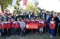 FERIDUN BAHŞI - Yüzbaşı Mustafa Ertuğrul Aker Anıtı Açıldı