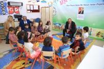 ÖZBAĞı - Başkan Duruay Çocuklara Masal Okudu