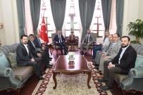Vali Soytürk'e Hayırlı Olsun Ziyareti