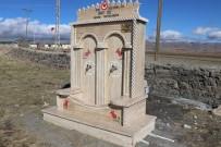 Tutak'ta Şehidin Anısına Çeşme Yapıldı