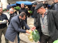 SOUTHERN - Gürsu'lulara Deveci Armudu İkram Edildi