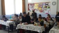 MUSTAFA KARAMAN - Ayvalık'ta Şoför Ve Otomobilciler Öğrencilerle Buluştu