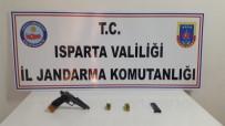 Isparta'da Jandarmanın Üzerine Araç Süren Tefeci, Konya'da Yakalandı