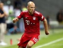 ARJEN ROBBEN - Robben'den transfer açıklaması