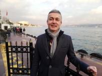 BOĞAZ TURU - 'Boğaziçi'nin Tarih Atlası' Kitabının Yazarı Bornovalı, Boğaz'da Turist Rehberleriyle Buluştu