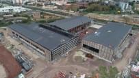 KONGRE SALONU - Doğu Marmara'nın Kongre Merkezi Hızla Tamamlanıyor