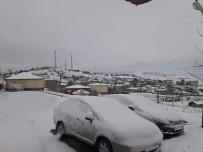 Kırşehir'de  Kar Yağışının İlçe Merkezli Olması Bekleniyor