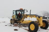 Ağrı'da 80 Köy Yolu Ulaşıma Kapandı