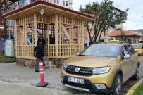 Arhavi'de Taksi Durakları Yöresel Mimariyle Yenileniyor