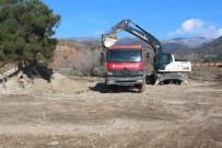 Çöplük Alanda 320 Ton Zeytin Üretilecek