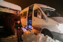 MUSTAFA ER - Taşımalı Öğrencilerin Zorlu Yolculukları