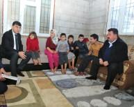 MEHMET OKUR - Başkan Fadıloğlu, Ailelerin Sorunlarına Ortak Oluyor
