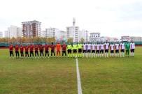 TFF - Karbel Karaköprü Belediyespor, Hekimoğlu Trabzon İle Berabere Kaldı
