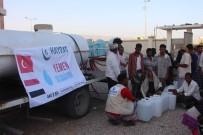Trabzon Büyükşehir Belediyesi Yemen'e Gıda Yardımında Bulundu
